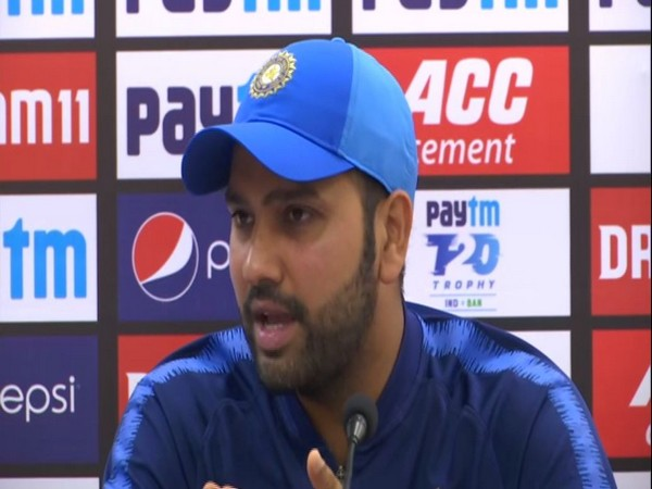 India stand-in skipper Rohit Sharma