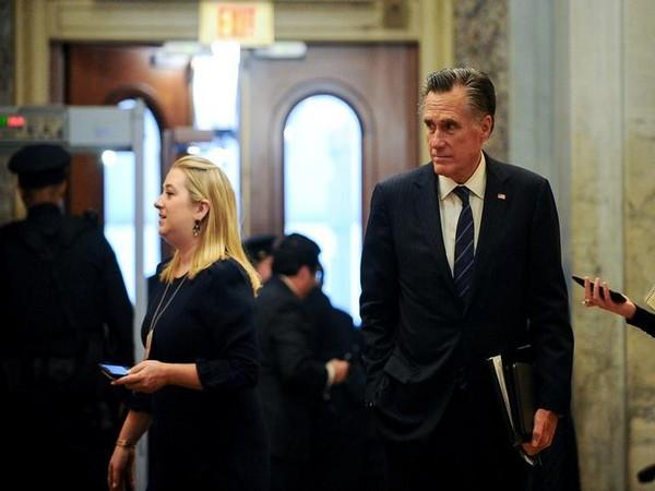 US Senator Mitt Romney