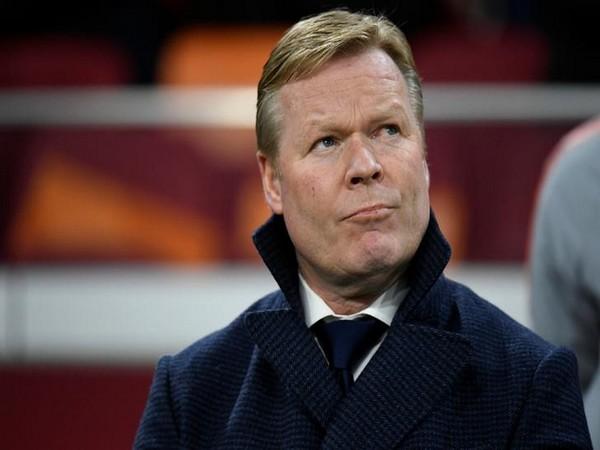 Barcelona manager Ronald Koeman. (File photo)