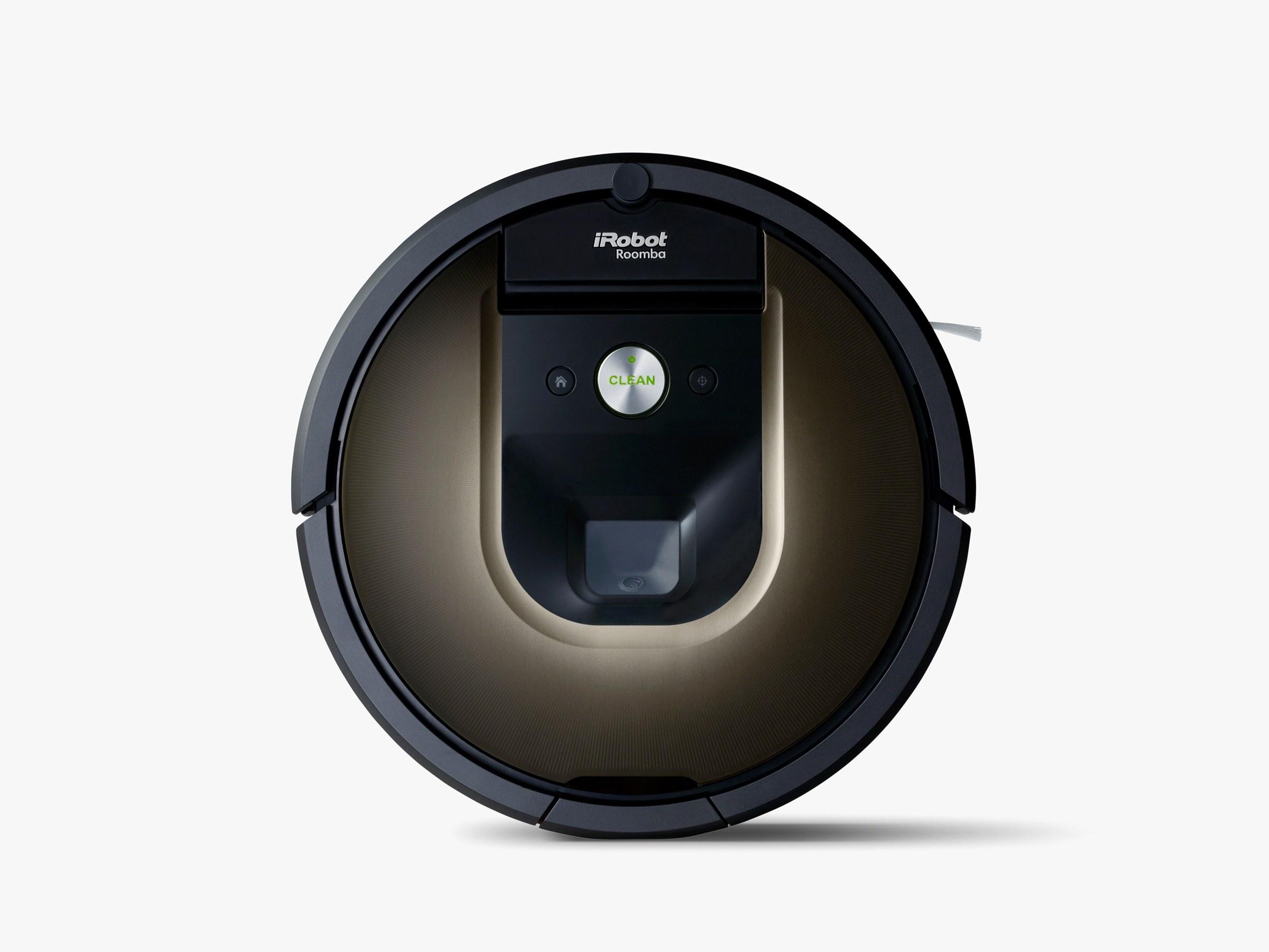 Woman calls 911 to find 'burglar' Roomba inside bathroom