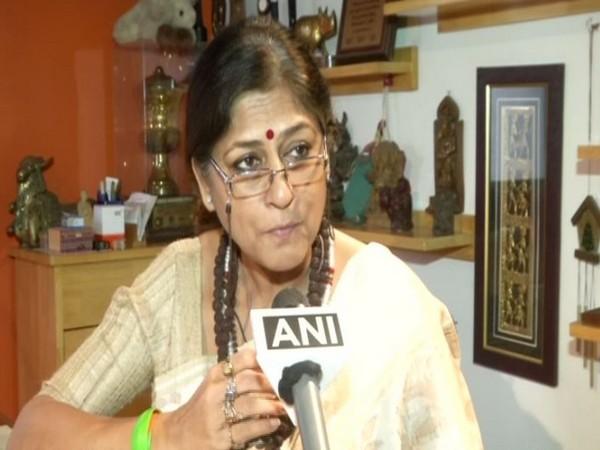 BJP MP Roopa Ganguly (file photo)