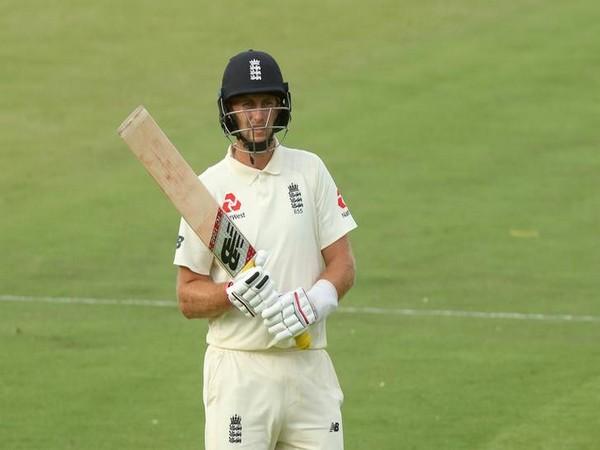 England Test skipper Joe Root.