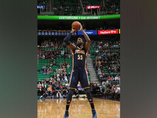 Two-time NBA All-Star Roy Hibbert