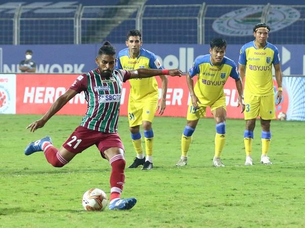 ATK Mohun Bagan striker Roy Krishna (Photo/ ISL)