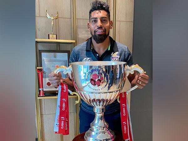 ATK striker Roy Krishna (Photo/Roy Krishna Twitter)