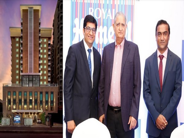 Launch of Royal Hometel Suites in Dahisar, Mumbai