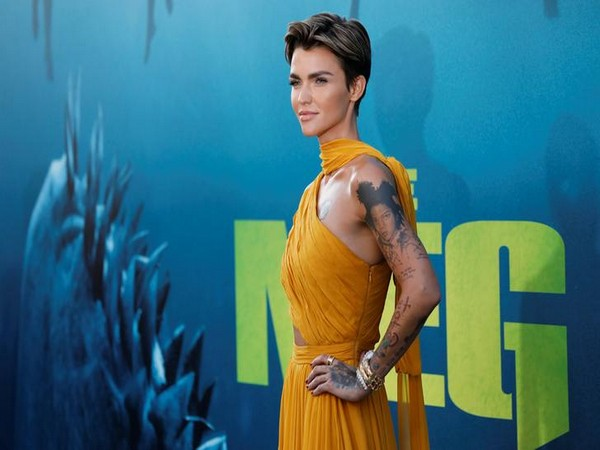 Actor Ruby Rose