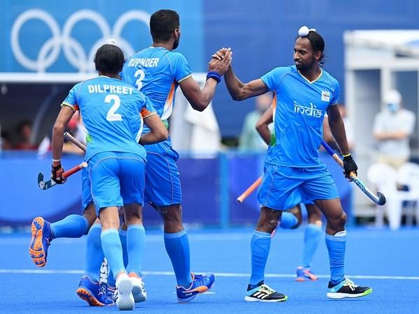 Indian Hockey team (Image: Hockey India)