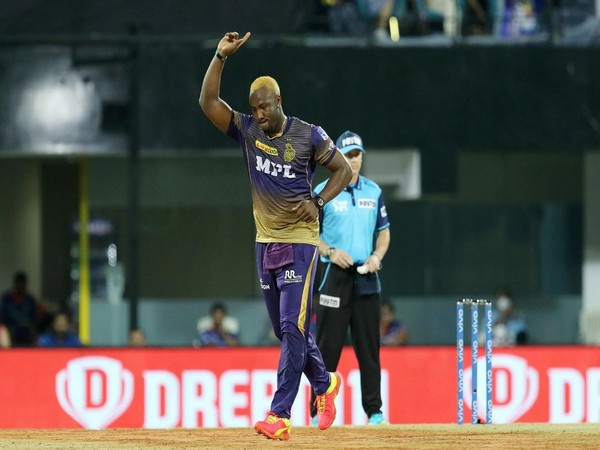 KKR all-rounder Andre Russell (Photo/ iplt20.com)