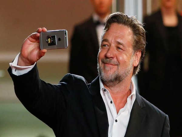 Veteran actor Russell Crowe