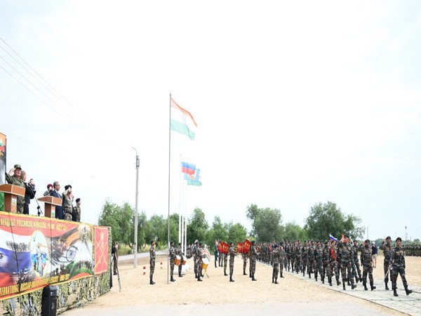 The Indo-Russia joint training Exercise INDRA 2021 commenced at Prudboy Ranges, Volgograd on Wednesday