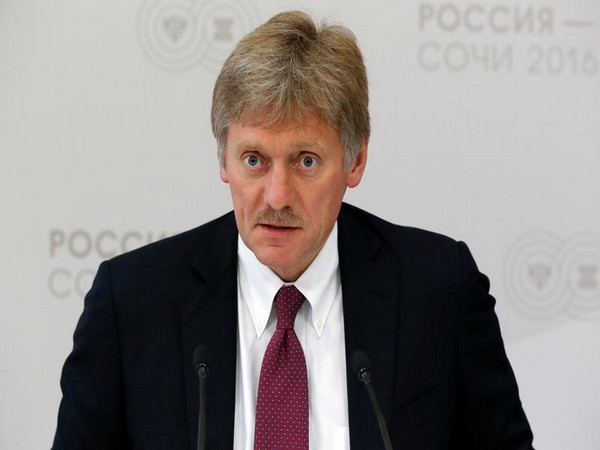 Russian President Vladimir Putin's spokesperson Dmitry Peskov (File photo)