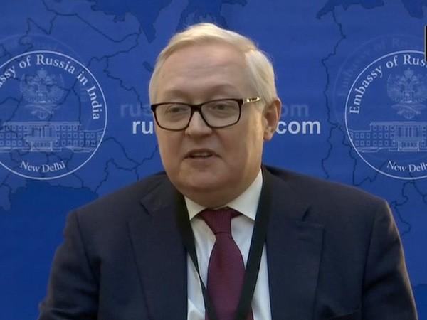 Russian Deputy Foreign Minister Sergey Ryabkov (File photo)