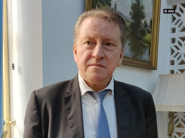 Ambassador of Russia to India, Nikolay Kudashev