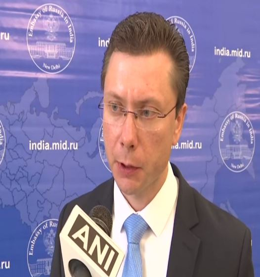 Russian Deputy Chief of Mission Roman Babushkin told ANI.