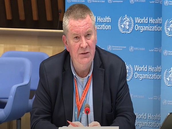 Michael Ryan, executive director of the Health Emergencies Program of the WHO (File pic)