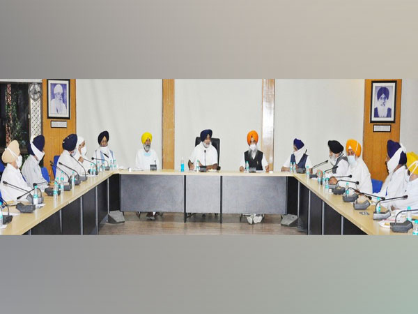 SAD president Sukhbir Singh Badal addressing a press conference here on Thursday.