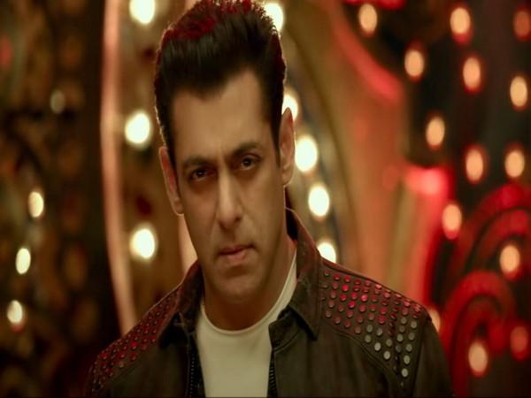 Salman Khan in a still from 'Radhe' trailer (Image courtesy: Instagram)