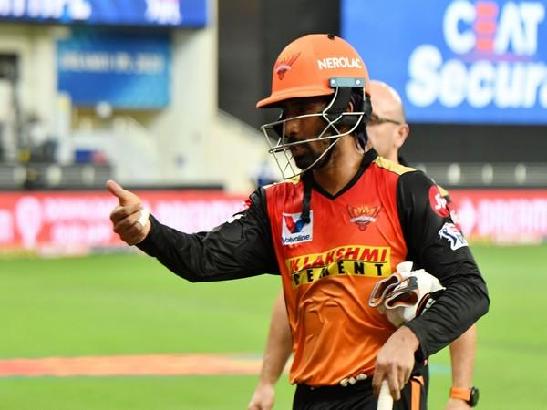 SunRisers Hyderabad wicket-keeper batsman Wriddhiman Saha (Photo/ iplt20.com)