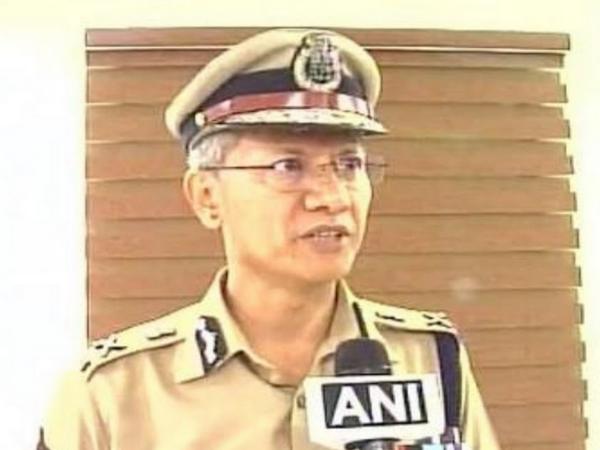 Andhra Pradesh Director General of Police Gautam Sawang
