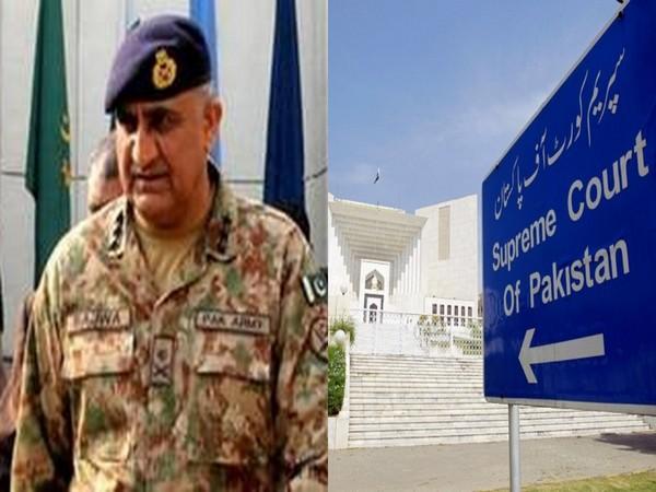 Pakistani Army Chief General Qamar Javed Bajwa and Pakistan Supreme Court