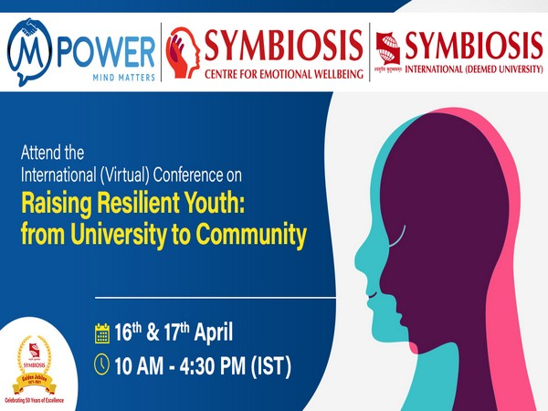 Raising  Resilient  Youth: from University  to Community ' on 16th and 17th April 2021
