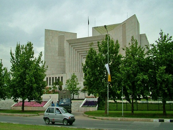 Supreme Court of Pakistan (File pic)