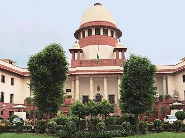 The Supreme Court of India. File photo/ANI