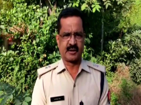 Additional Deputy Commissioner of Police (ADP), Noida, Ranvijay Singh (Photo/ANI)