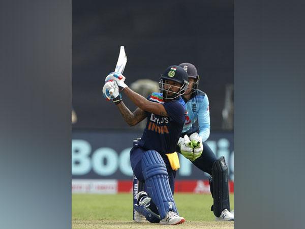 India batsman Shikhar Dhawan (Photo/ BCCI)