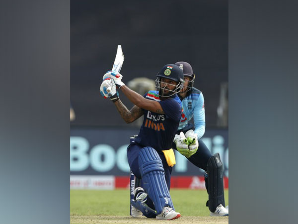 Shikhar Dhawan will lead the Indian team against Sri Lanka in the limited-overs series. (Photo/ BCCI)