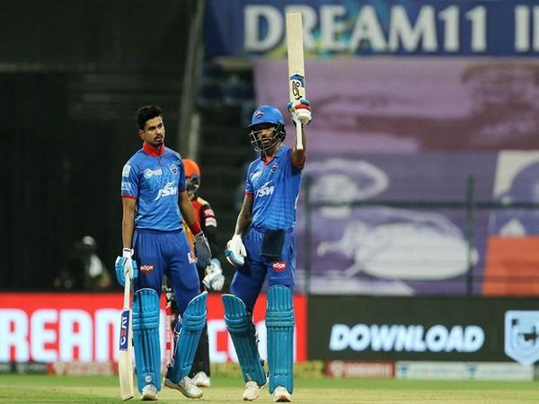 Delhi Capitals batsman Shikhar Dhawan (Photo: BCCI / IPL)