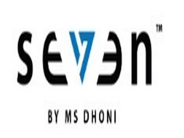 SEVEN by MS Dhoni logo