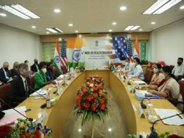 Fourth Indo-US Health Dialogue heald at Ministry of Health and Family Welfare.