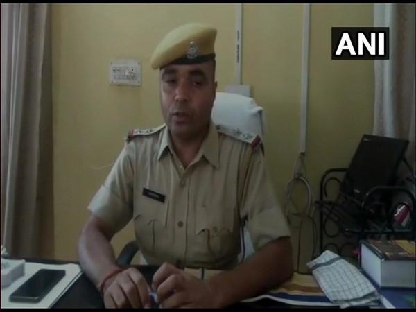 SHO Kishan Singh  sharing details of the case.