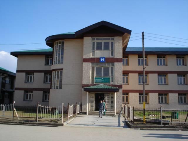 SMHS Hospital, Srinagar