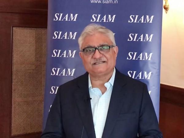SIAM President Rajan Wadhera
