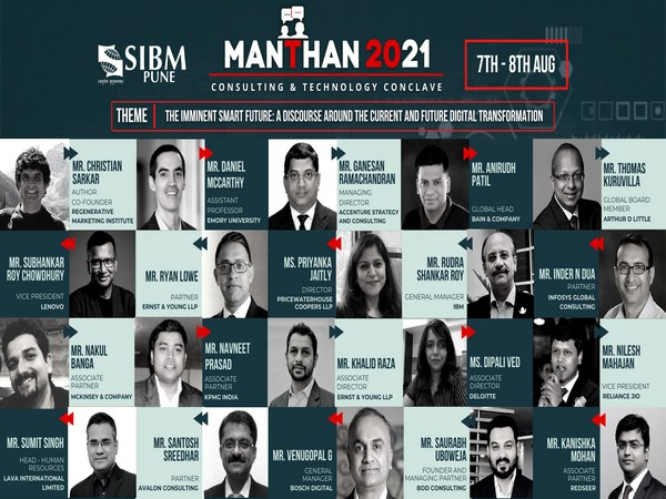 Global Consulting and Technology Conclave - Manthan 2021