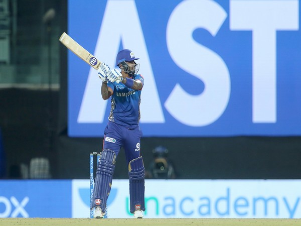 Mumbai Indians batsman Suryakumar Yadav (Photo/ IPL Twitter)