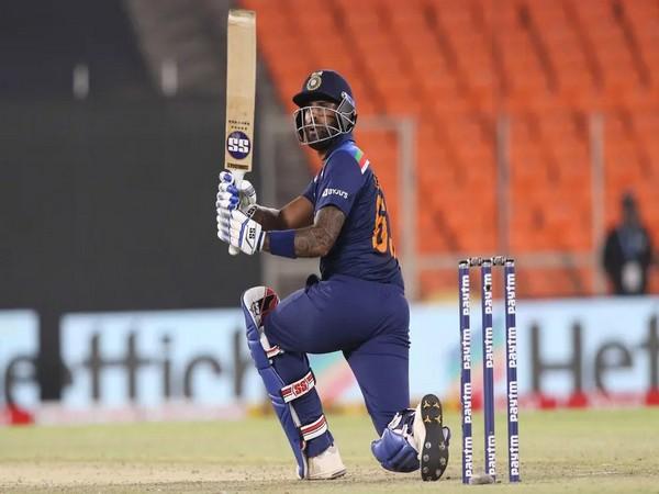 India batsman Suryakumar Yadav (Photo/ BCCI)