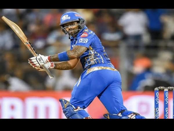 Mumbai Indians batsman Suryakumar Yadav (Photo/Surya Kumar Twitter)