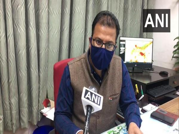 Sudesh Kumar Mokhta, Director-cum Special Secretary (Revenue-Disaster Management), Himachal Pradesh . (Photo/ANI)