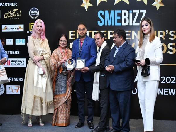 Smebizz Entrepreneur's Star Awards 2021