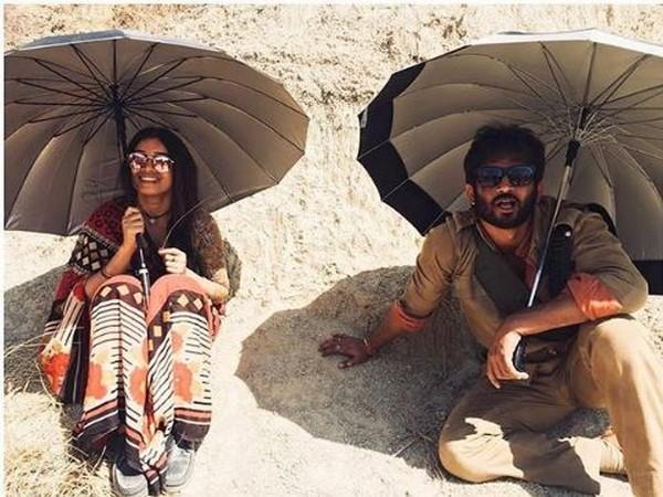 Bhumi Pednekar and Sushant Singh Rajput (Image courtesy: Instagram)