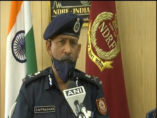 NDRF Director General SN Pradhan