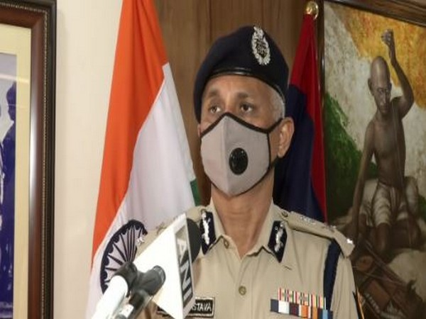 Delhi Police Commissioner SN Shrivastava (file photo)