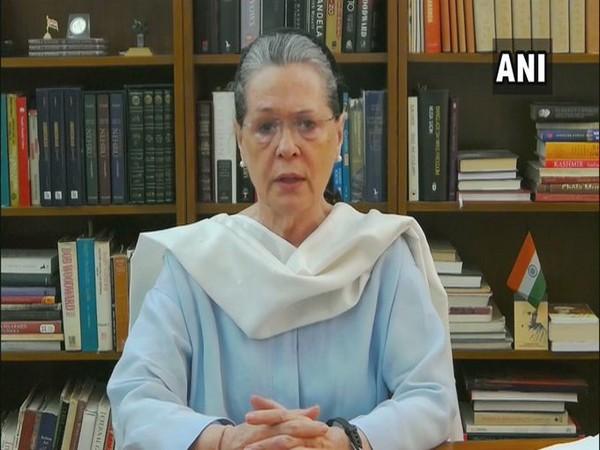 Congress interim chief Sonia Gandhi (file photo)