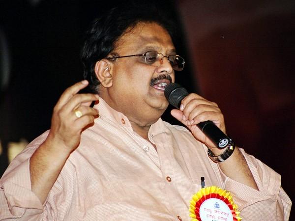 S P Balasubrahmanyam (File photo)