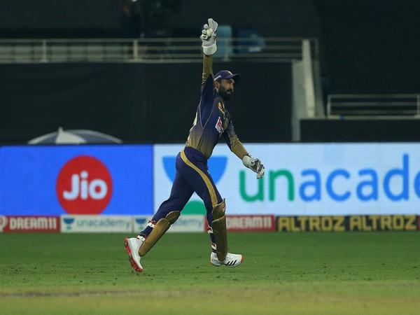 KKR's Dinesh Karthik (Photo/ iplt20.com)
