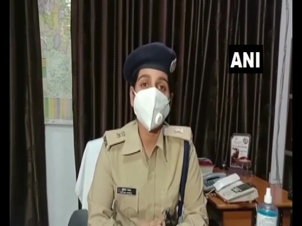 Additional Superintendent of Police (ASP) of Gwalior Hitika Vasal (Photo/ ANI)